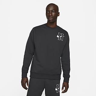 Nike Sportswear Sweatshirt met ronde hals voor heren