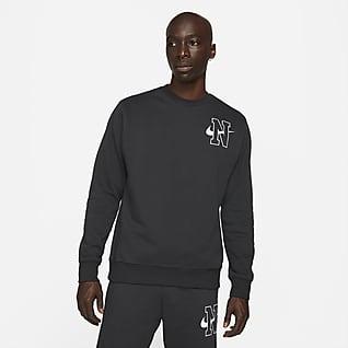 Nike Sportswear Sweat-shirt à col ras-du-cou pour Homme