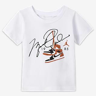 Jordan Tee-shirt à manches courtes pour Bébé (12-24 mois)