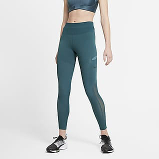 Nike Epic Luxe Run Division Women's Mid-Rise Pocket Leggings