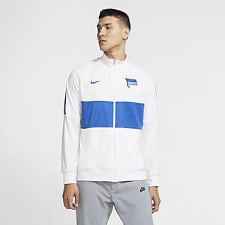 Hertha BSC Мужская футбольная куртка