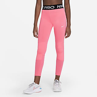 Nike Pro Leggings Júnior (Rapariga)