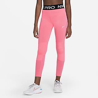 Nike Pro Leggings til større børn (piger)