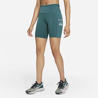 Nike Epic Luxe Trailløbeshorts til kvinder
