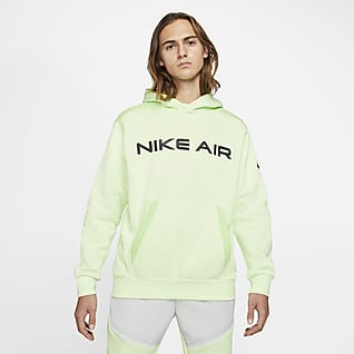 Nike Air Pullover Fleece Erkek Kapüşonlu Üstü
