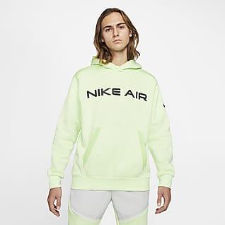 Sudadera con capucha sin cierre de tejido Fleece Nike Air Sudadera con capucha para hombre