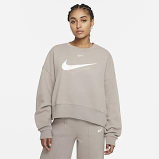 Nike Sportswear Women's Crop Fleece Sweatshirt