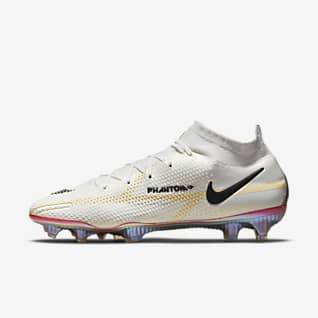 Nike Phantom GT2 Elite FG รองเท้าสตั๊ดฟุตบอลสำหรับพื้นสนามทั่วไป