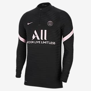 Paris Saint-Germain Elite (wersja wyjazdowa) Męska treningowa koszulka piłkarska Nike Dri-FIT ADV