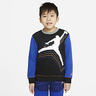 Jordan Tričko s kulatým výstřihem pro malé děti