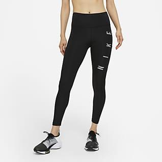 Nike Epic Fast Run Division กางเกงวิ่งรัดรูปผู้หญิง