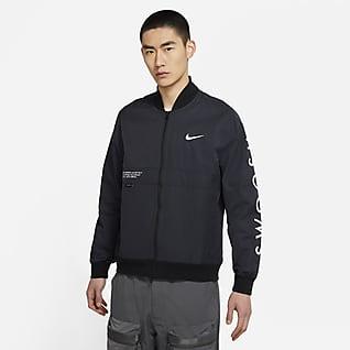 Nike Sportswear Swoosh 男子无衬里夹克