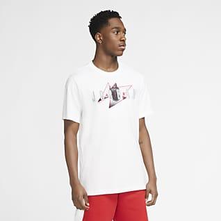 Jordan เสื้อยืดกราฟิกผู้ชาย