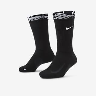 Serena Design Crew ถุงเท้าข้อยาวเทนนิส