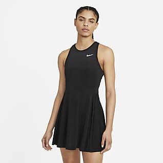 NikeCourt Dri-FIT Advantage Tenniskjole til dame