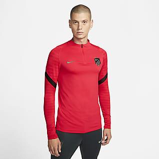Atlético Madrid Strike Camiseta de entrenamiento de fútbol Nike Dri-FIT para hombre