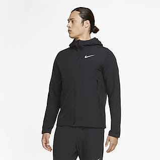 Nike Ανδρικό χειμερινό υφαντό τζάκετ προπόνησης