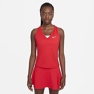 NikeCourt Victory Camiseta de tirantes de tenis - Mujer
