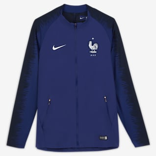 FFF Strike Men's Football Jacket
