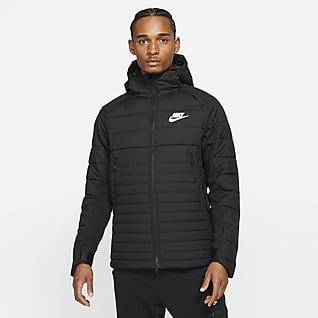 Nike Sportswear Мужская куртка с синтетическим наполнителем