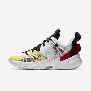 "Jordan ""Why Not?"" Zer0.3 SE Мужская баскетбольная обувь"