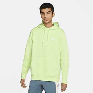 Nike Sportswear Club Fleece 男子套头连帽衫