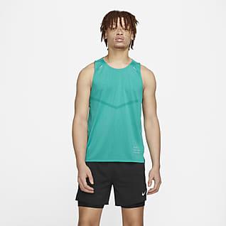 Nike Rise 365 Run Division Haut de running sans manches pour Homme