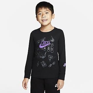 Nike Little Kids' Halloween Long-Sleeve T-Shirt