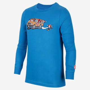 Nike Sportswear 大童长袖T恤