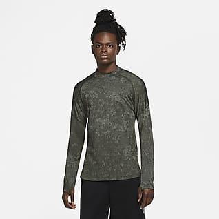 Nike Pro Warm Utility Мужская футболка с длинным рукавом для тренинга