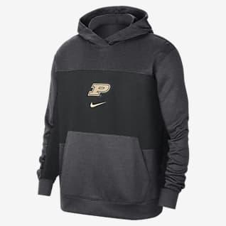 Nike Spotlight (Purdue) Men's Pullover Hoodie