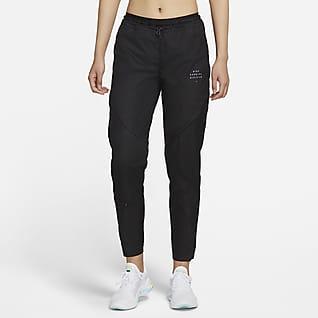 Nike Run Division กางเกงวิ่งไดนามิกขายาวมีช่องระบายอากาศผู้หญิง