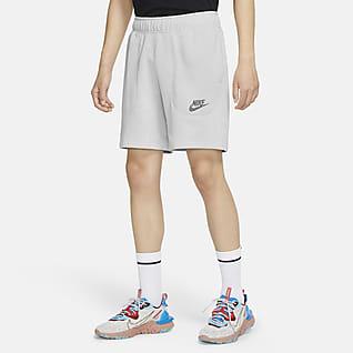 Nike Sportswear กางเกงขาสั้นผ้าเฟรนช์เทรีผู้ชาย