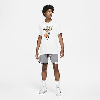 "Nike Dri-FIT ""Just Do It"" Men's Basketball T-Shirt"