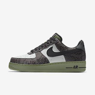 Nike Air Force 1 Sage Low Women's Animal Print Shoe. Nike LU