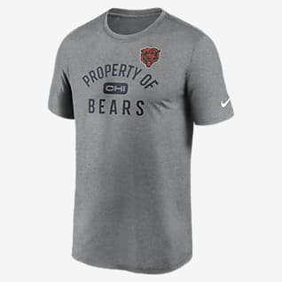 Nike Dri-FIT Property Of Legend (NFL Chicago Bears) Men's T-Shirt