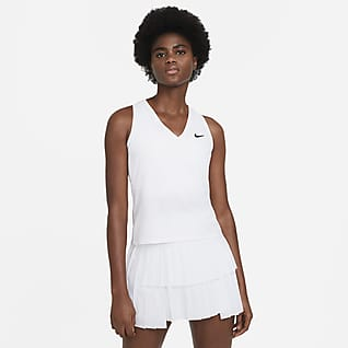 NikeCourt Victory Camiseta de tirantes de tenis para mujer