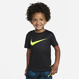 Nike Dri-FIT Playera estampada infantil