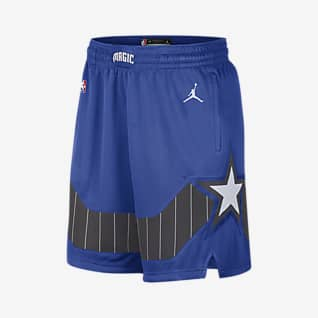 Magic Statement Edition 2020 Men's Jordan NBA Swingman Shorts