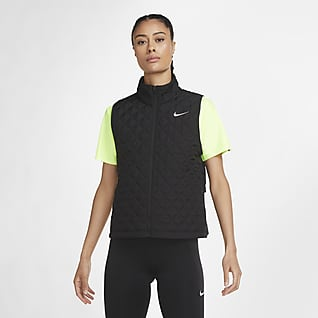 Nike AeroLayer Smanicato da running - Donna
