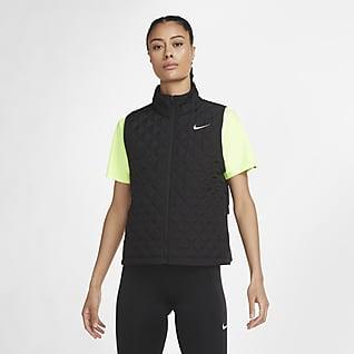 Nike Aerolayer Veste de running sans manches pour Femme