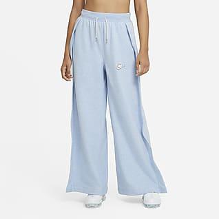 Nike Sportswear Dámské kalhoty z francouzského froté