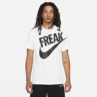 "Nike Dri-FIT Giannis ""Freak"" Playera de básquetbol estampada para hombre"
