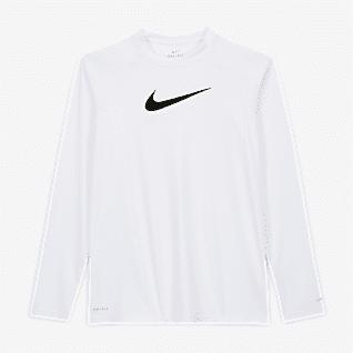 Nike Solid Logo Women's Long-Sleeve Hydroguard