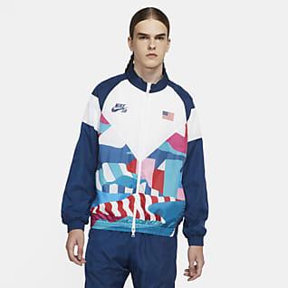 Nike SB Team USA Skate Track Suit