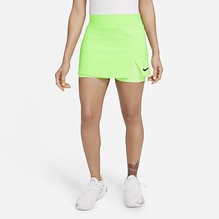 NikeCourt Victory Tennisnederdel til kvinder