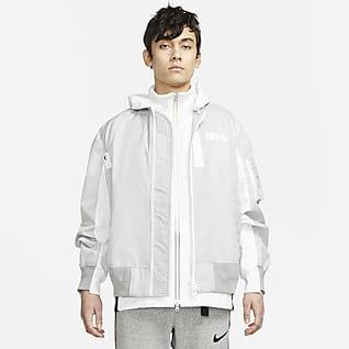 Nike x sacai 男款外套