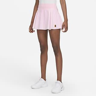 Saia Nike Club Saia de ténis curta para mulher