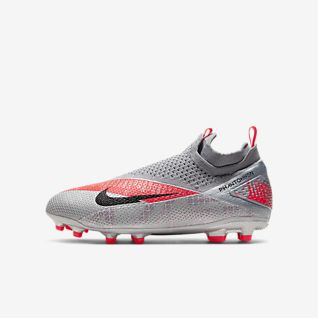 Nike Jr. Phantom Vision 2 Elite Dynamic Fit MG Scarpa da calcio multiterreno - Ragazzi