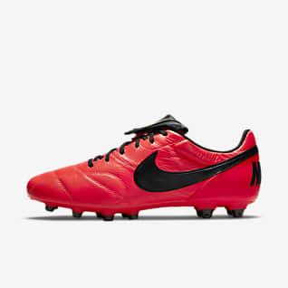 Nike Premier II Botas de fútbol para terreno firme